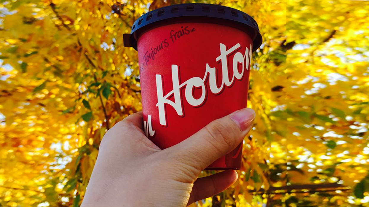 Tim Hortons Is Giving Away Free Coffees Across Canada Today
