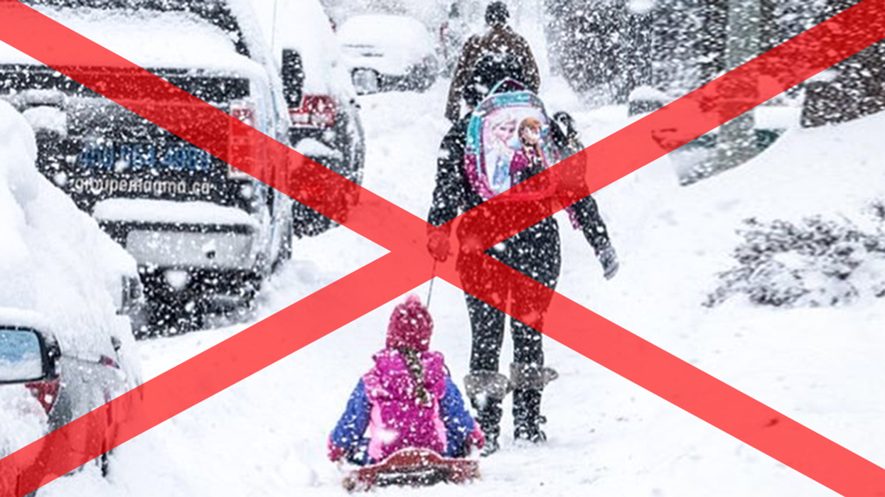 Environment Canada Has Cancelled Winter In Montreal