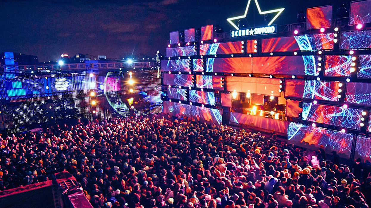Montreal Is Hosting An Igloofest Pre-Party In October