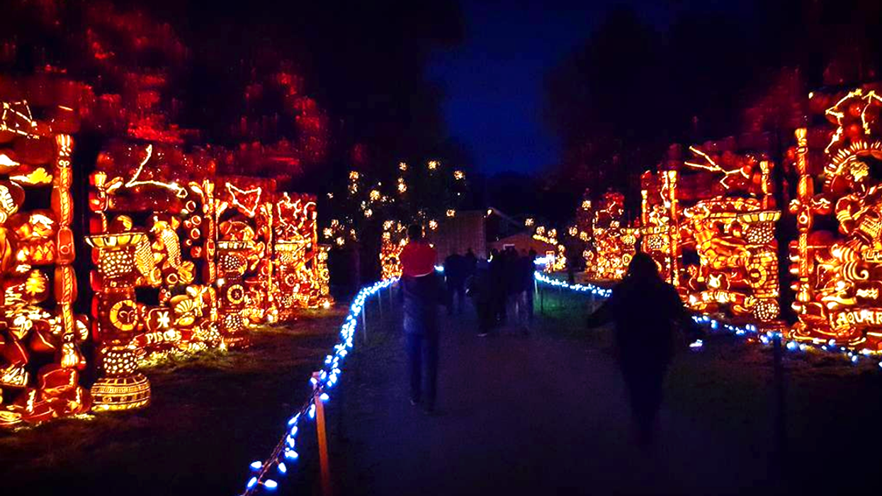 """The """"Pumpkin Lantern Festival"""" Near Montreal You Need To Roadtrip To For Halloween"""