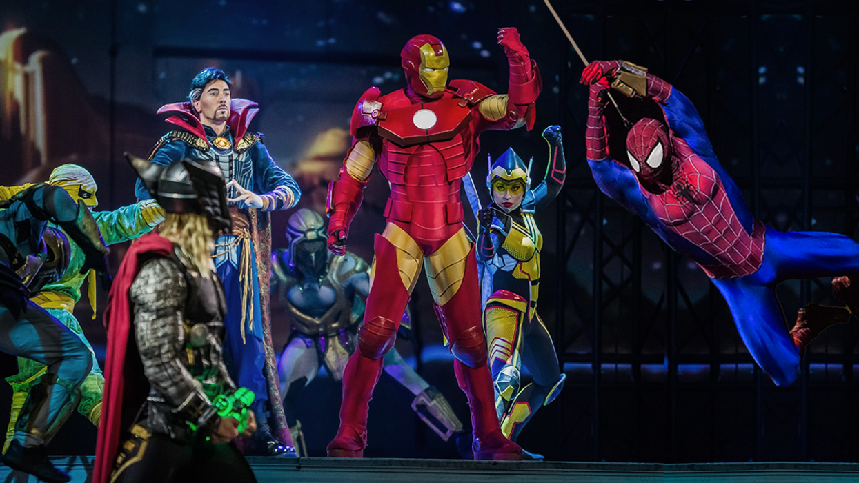 """Montreal Is Hosting An Insane """"Live-Action Marvel Battle"""" Show"""