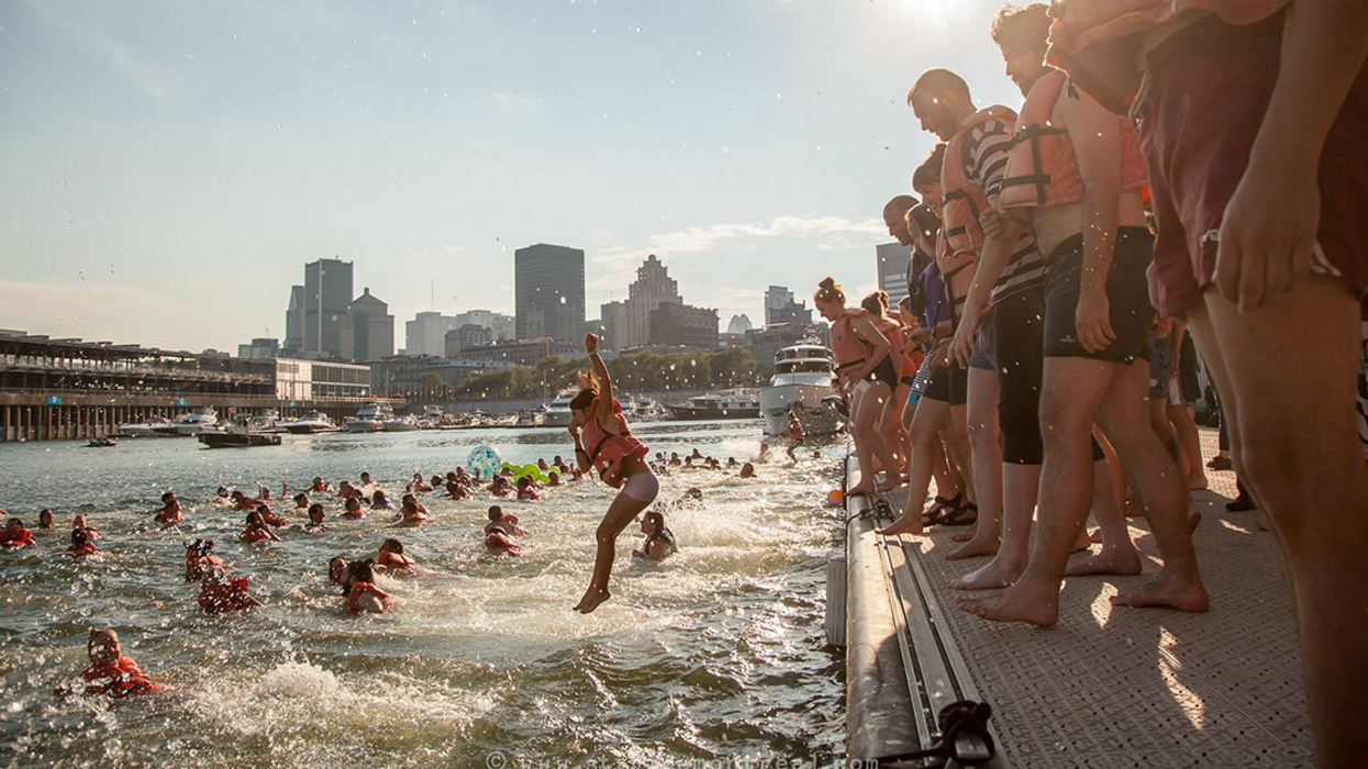 """Montreal's Old Port Will Be Hosting A """"River Party"""" This Summer"""