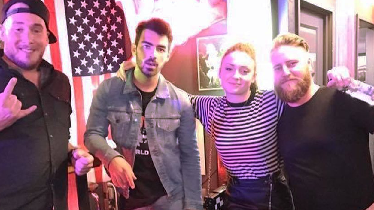 Sophie Turner Spotted Partying In Montreal