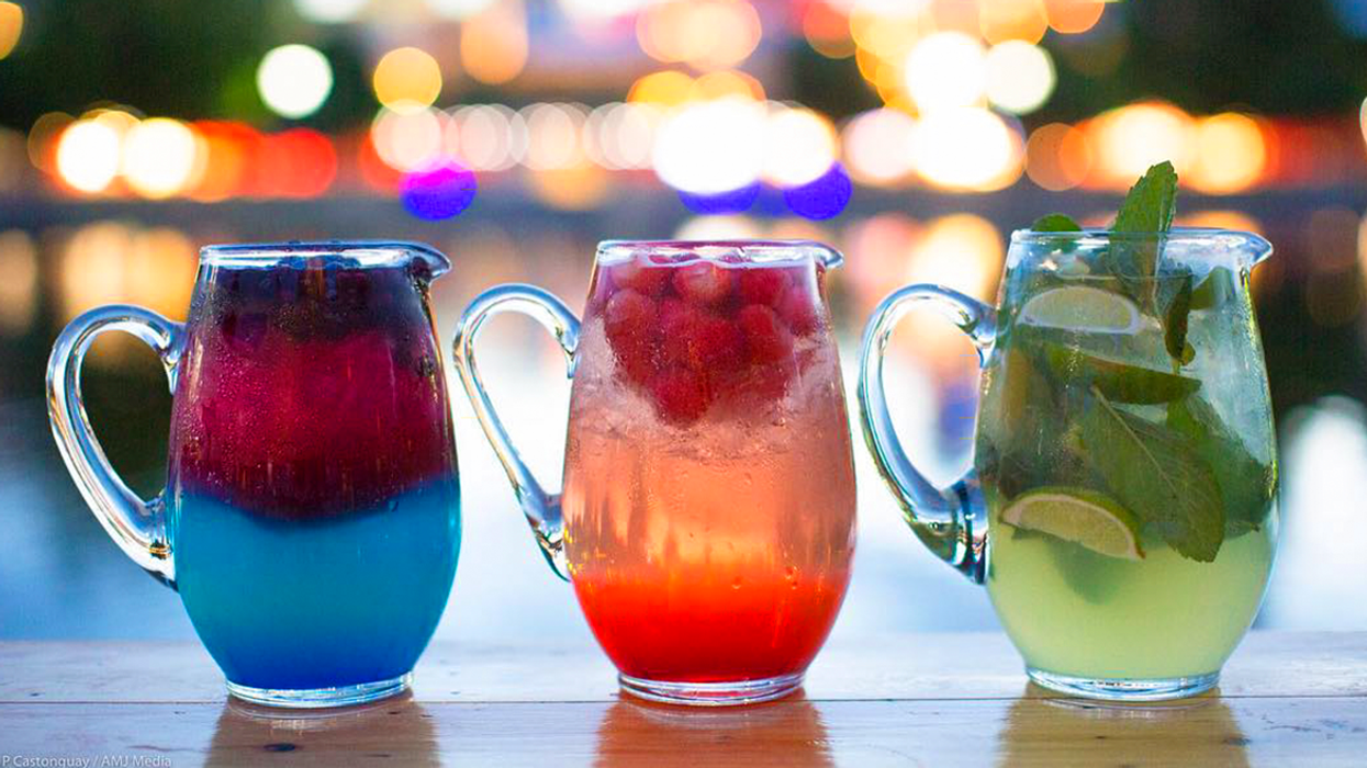 16 Best Montreal Restaurants That Serve Sangria You Need To Try If You Haven't Already