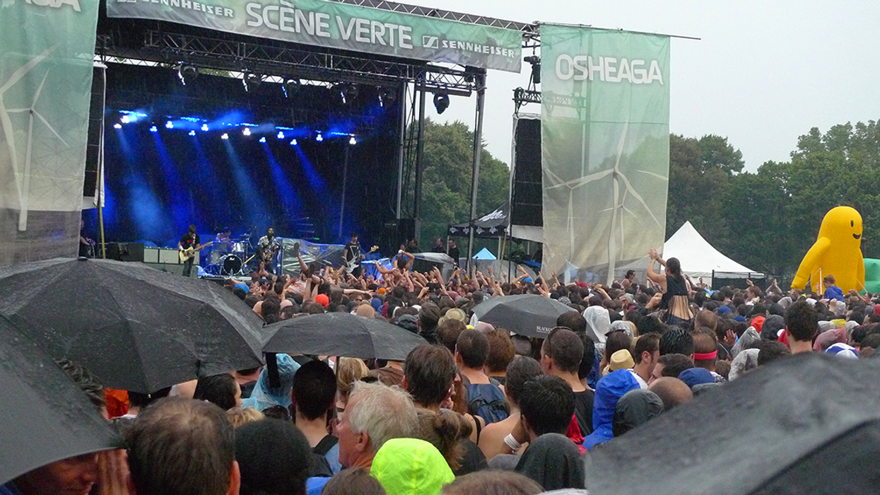 Bad News: The Weather Is Going Be Horrible During Osheaga
