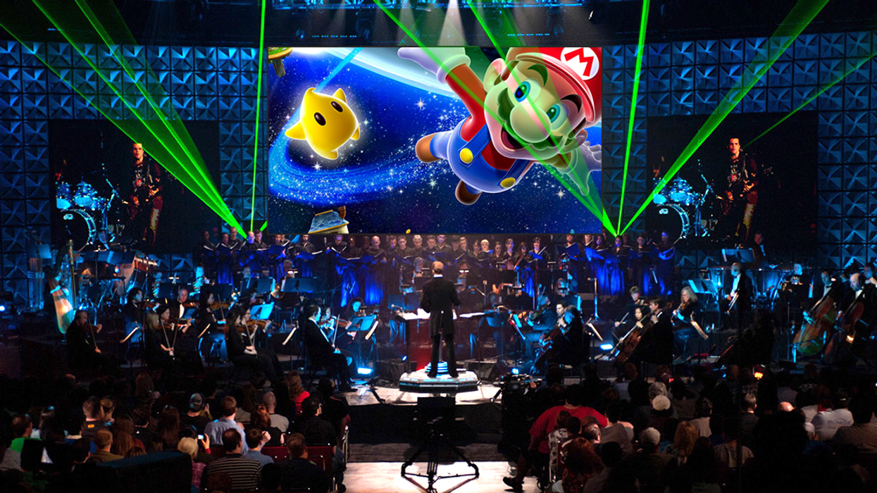 """Montreal Is Hosting A """"Nintendo"""" Orchestra Concert"""