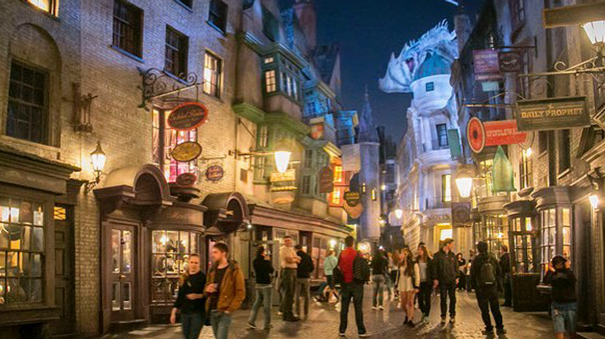 """Canada Is Turning This Town Into A """"Wizarding World Of Harry Potter"""""""