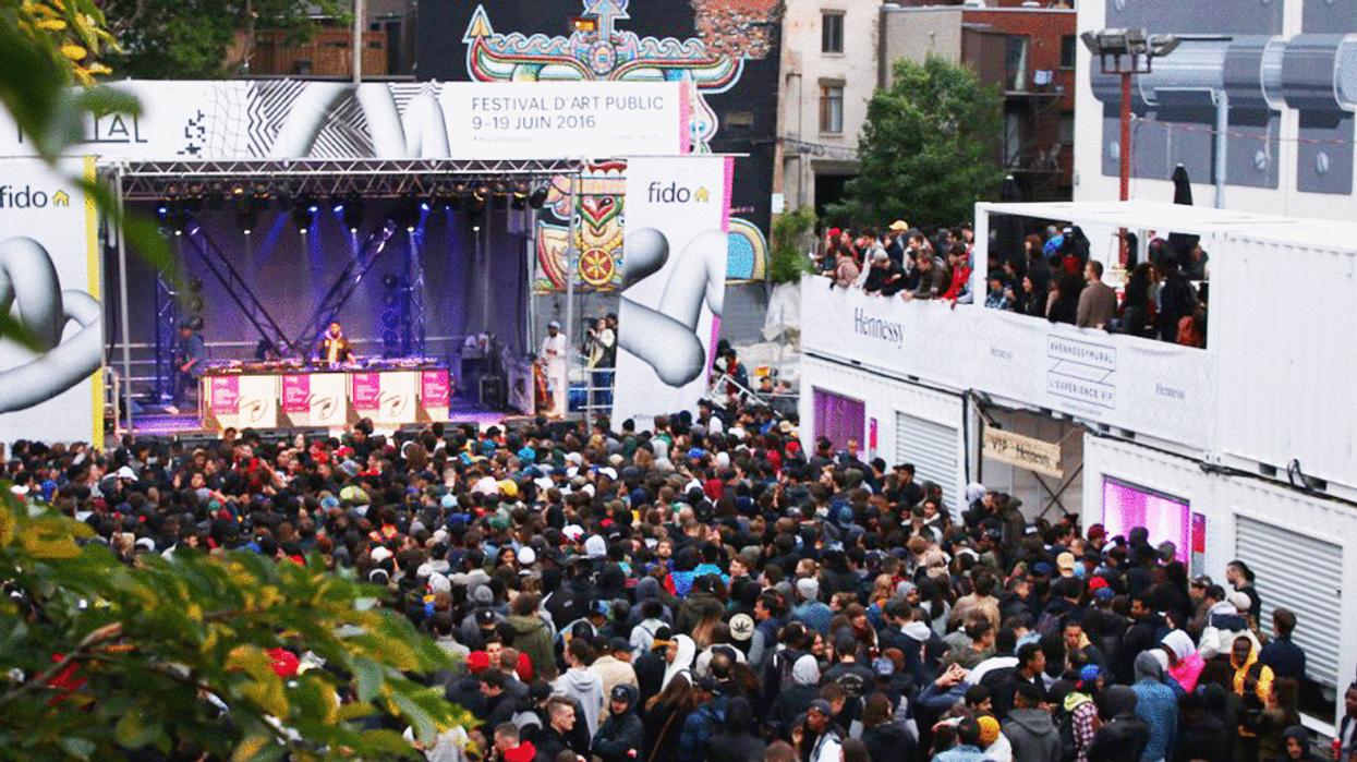 Montreal's Saint-Laurent Blvd Hosting Massive FREE Block Party Concert This Week