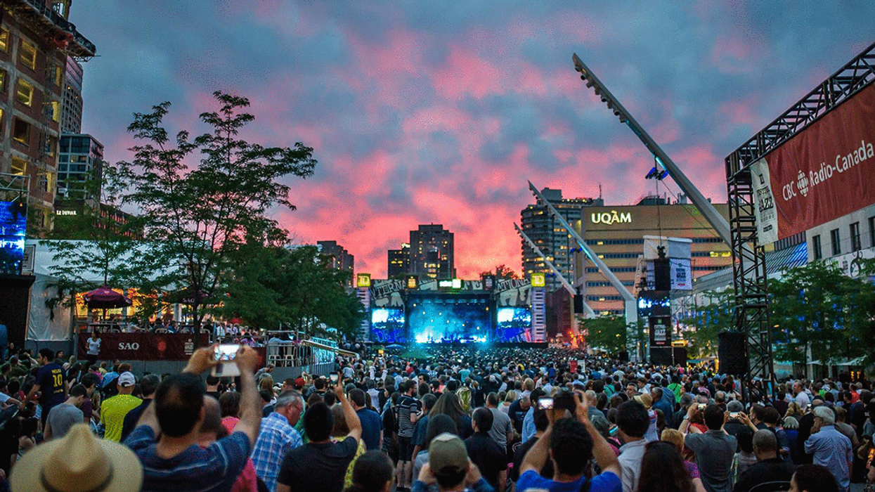 75 Free Shows You Can See At Montreal's Jazzfest 2017