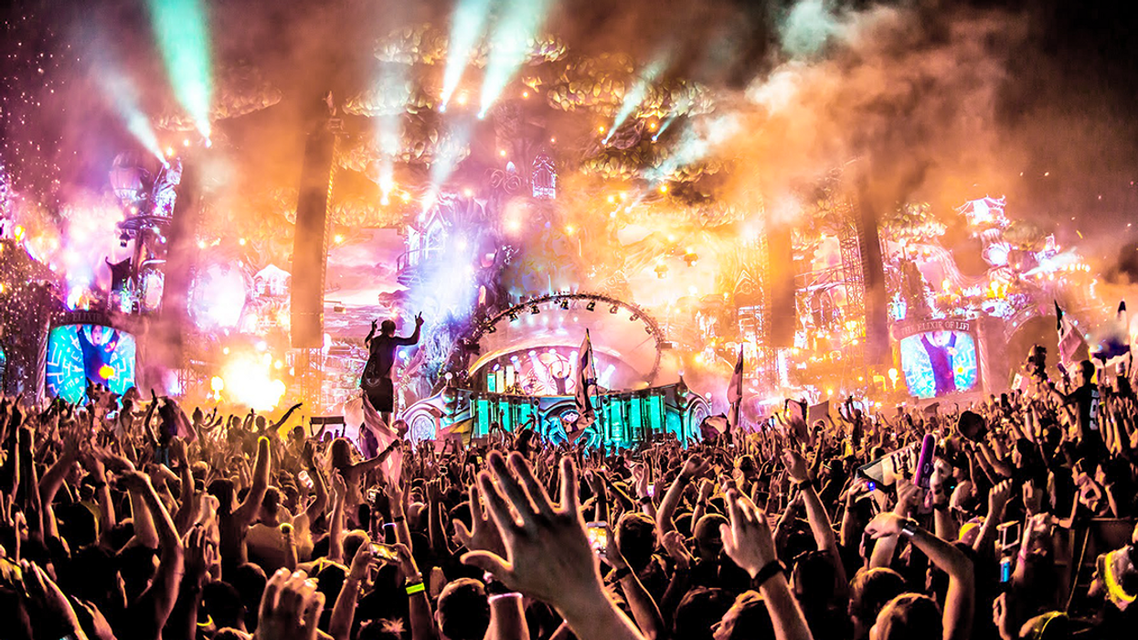 """Quebec Is Getting Its Very Own """"Tomorrowland"""" Summer Music Festival"""