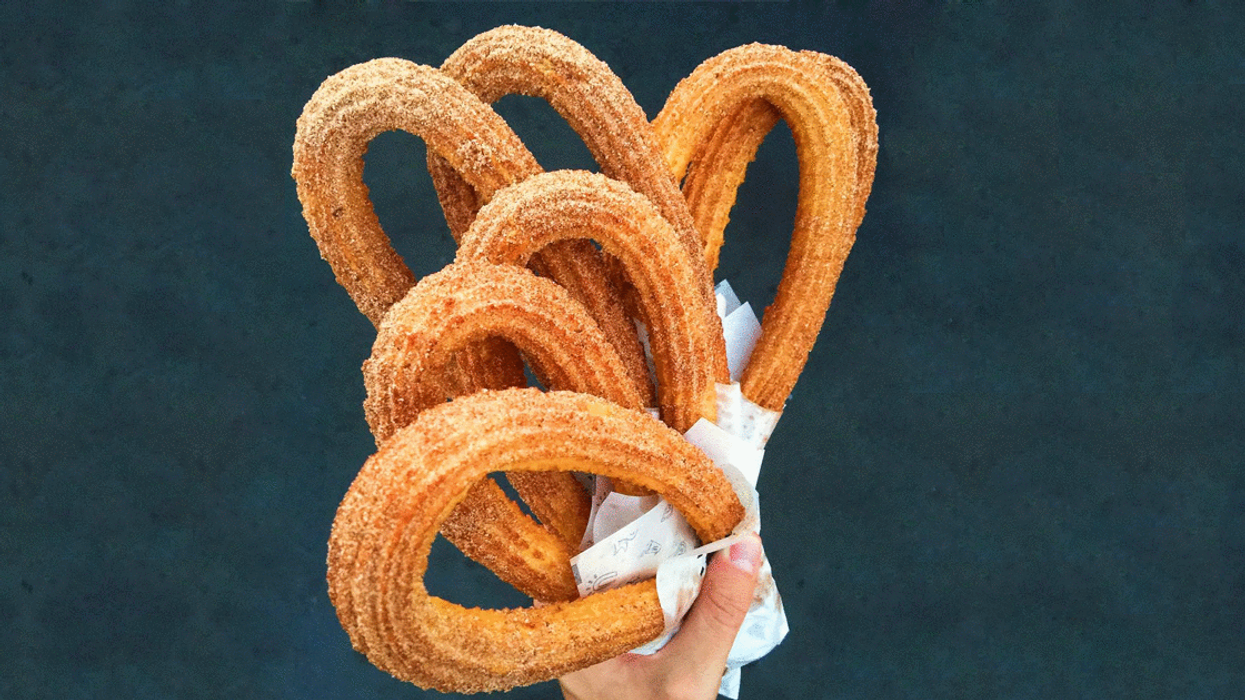 Best Churros In Montreal