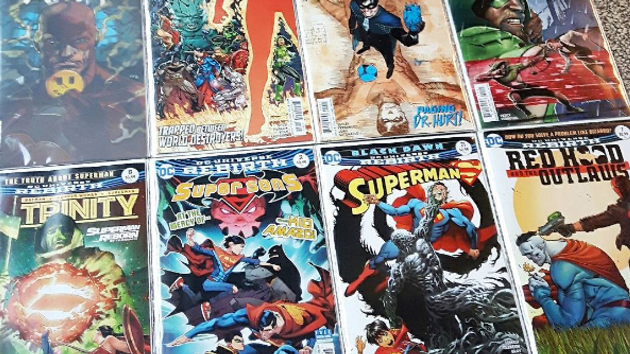Montreal Is Hosting A Free Comic Book Day This Month