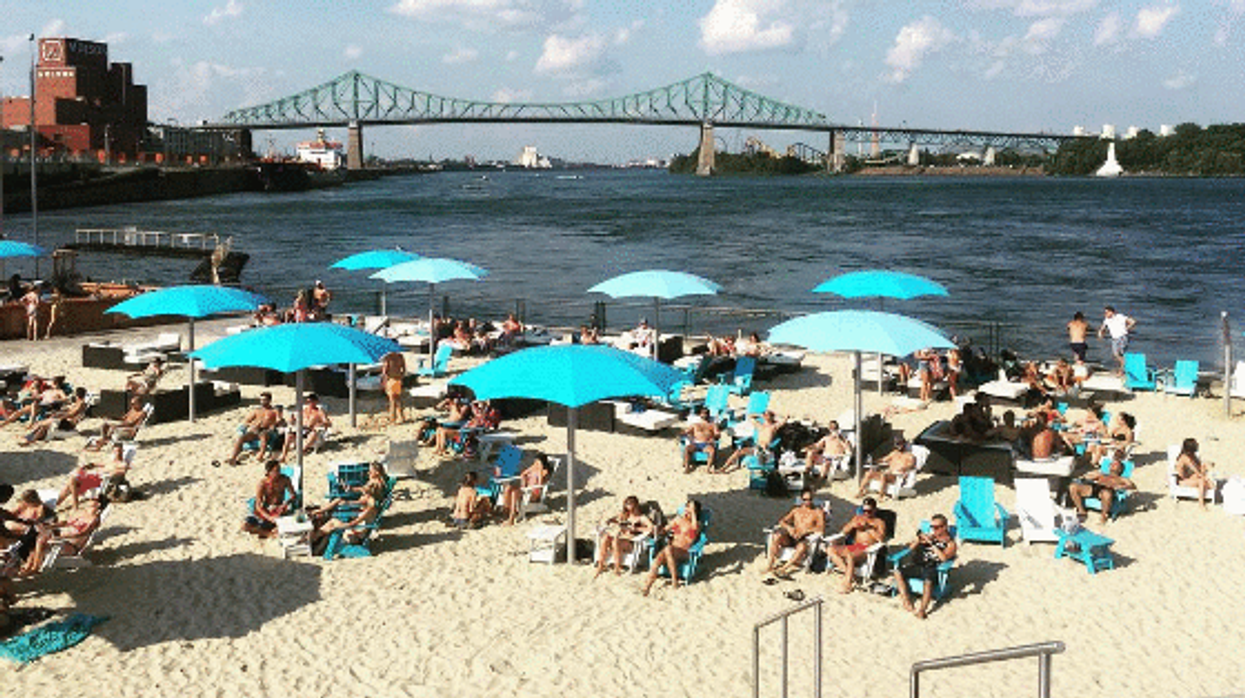 Montreal's Clock Tower Beach Will Finally Be Open Again In 2017