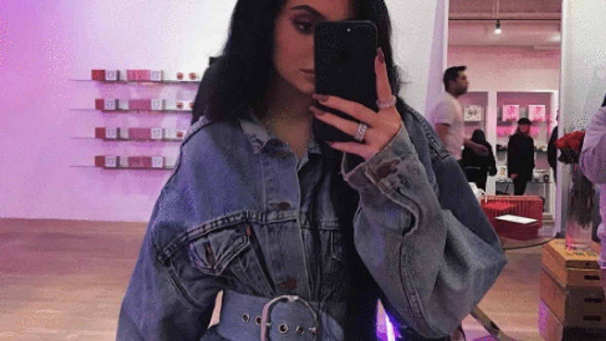 Kylie Jenner And Kim Kardashian Are Kollaborating On An All-New Makeup Line