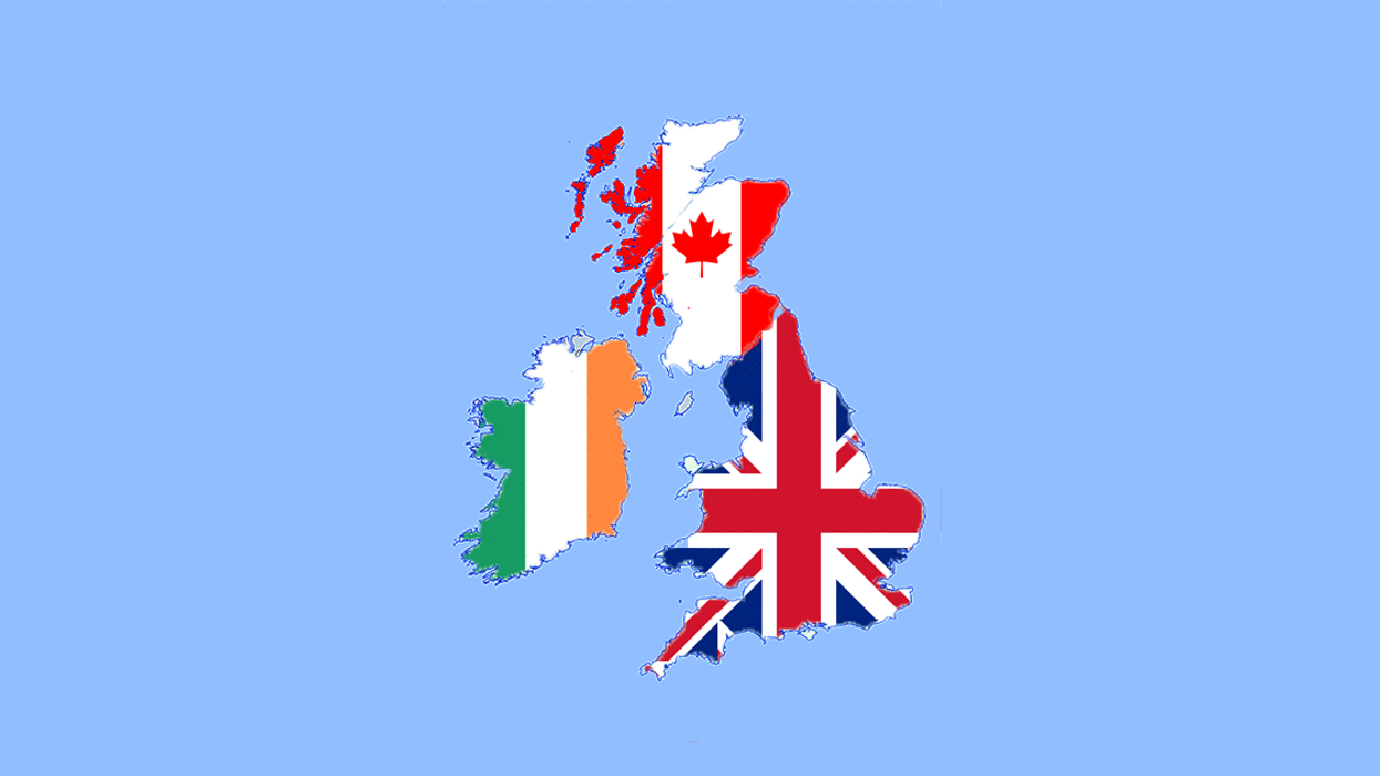 Scotland Could Leave The UK And Become Canada's 11th Province