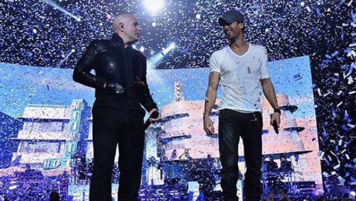 It's Official, Pitbull And Enrique Iglesias Are Coming To Montreal