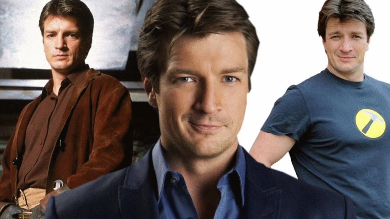 It's Official, Nathan Fillion Is Coming To Montreal