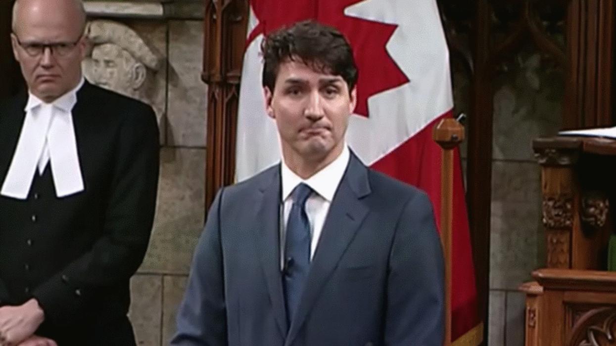 Video Showing Justin Trudeau Blasting Donald Trump