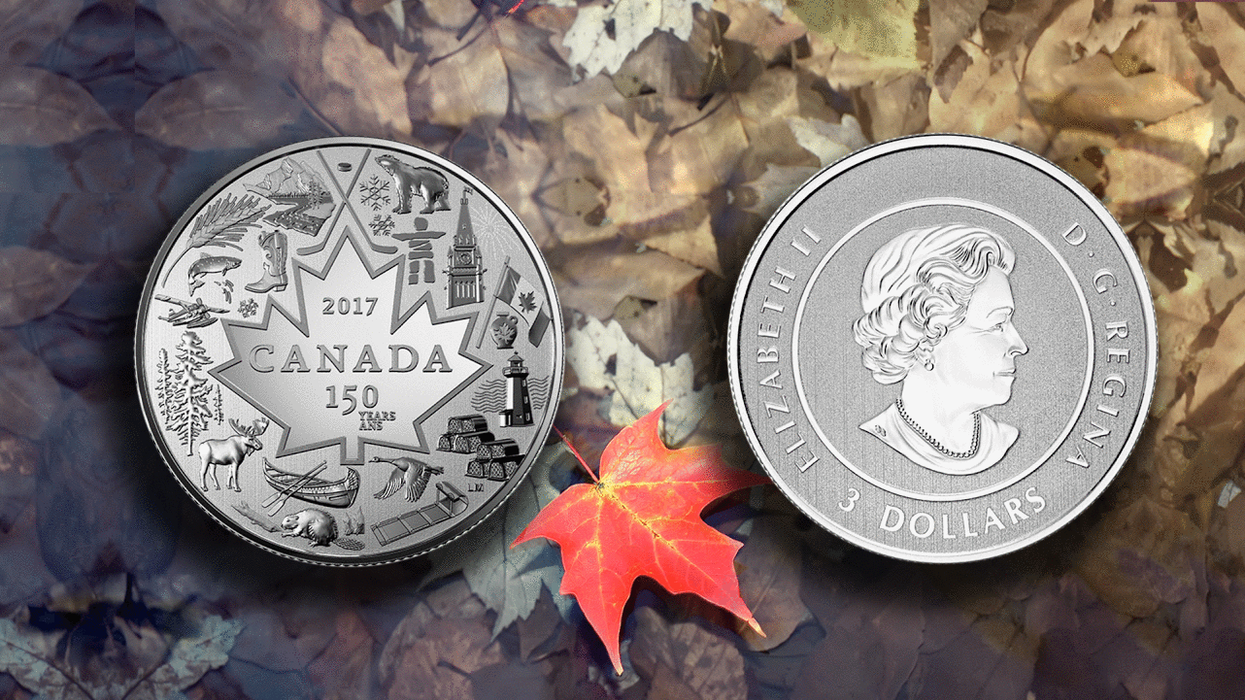 Canada's All-New $3 Coin