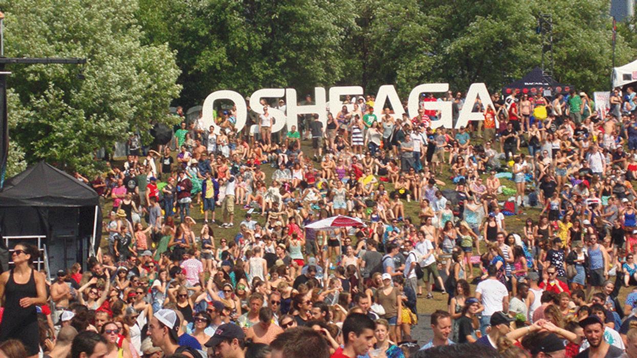 Osheaga 2017 Lineup Announced
