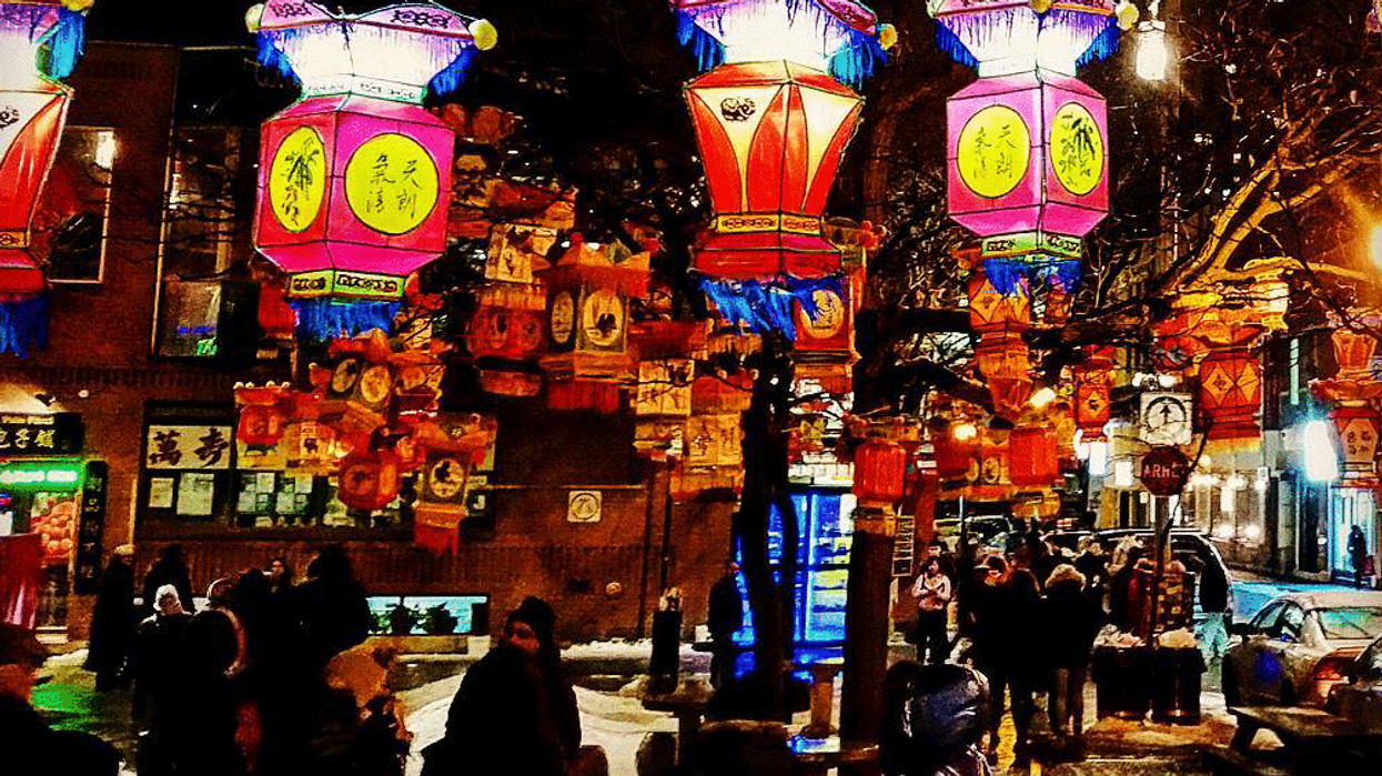 """Montreal's """"Chinese Lantern Festival"""" In Chinatown Is Absolutely Magical (18 Photos)"""