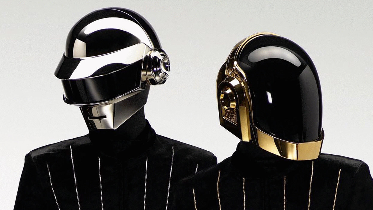 Daft Punk Is Allegedly Coming To Montreal In 2017
