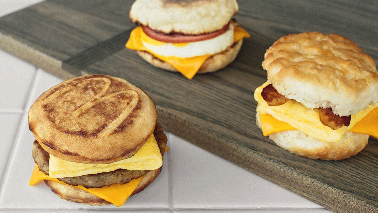 Quebec Is Finally Getting All Day Mcdonald's Breakfast