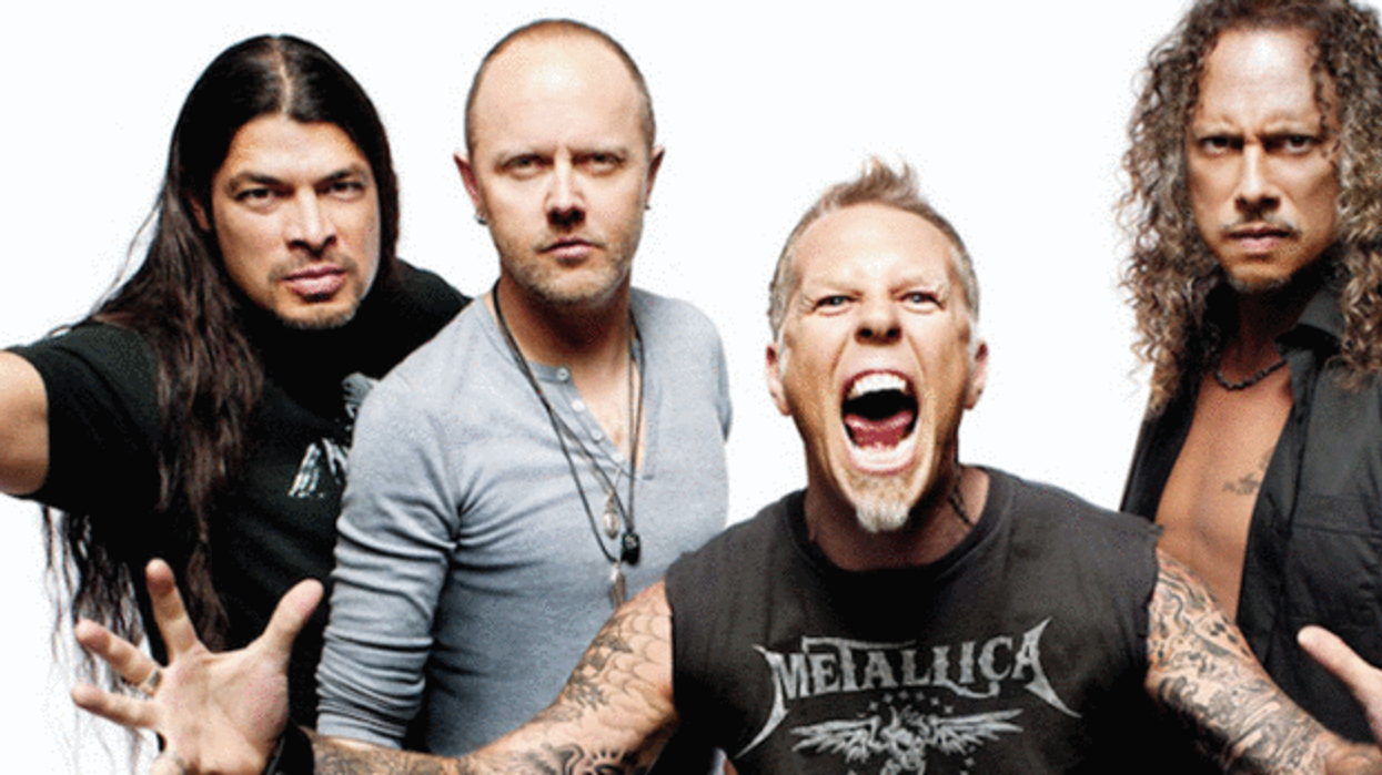 It's Official, Metallica Is Coming To Montreal