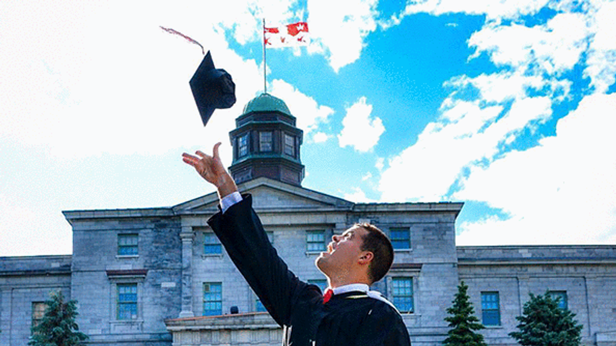 Starting Today, Canadian Students No Longer Have To Pay Back Student Loans Until They Make 25K A Year