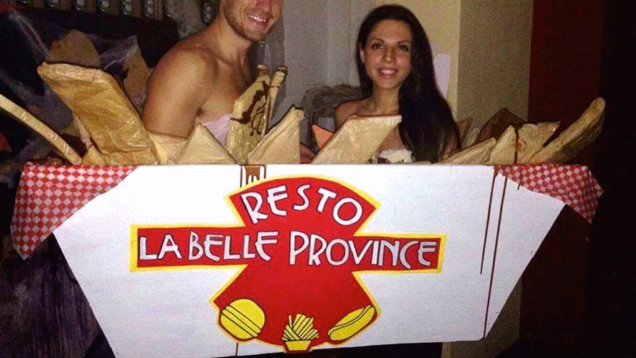 The Best Halloween Costumes Spotted In Montreal This Weekend (22 Photos)