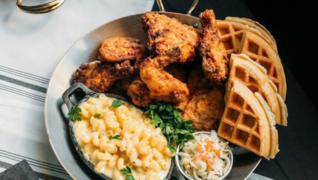 Best Montreal Fried Chicken And Waffles Restaurants