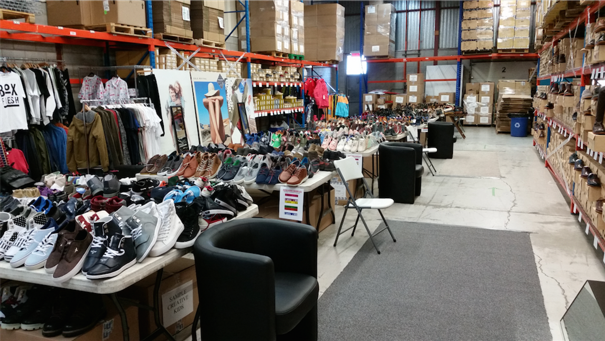 A Mega 80% Off Warehouse Sale Is Happening This Month