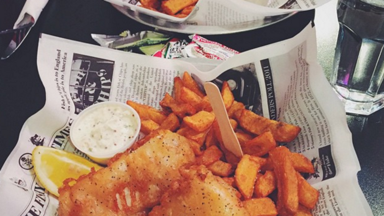 Best Montreal Fish And Chips Restaurants 2016