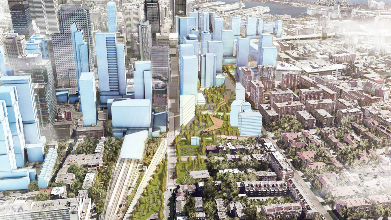 Montreal Is Building An All-New Skyline For 2020
