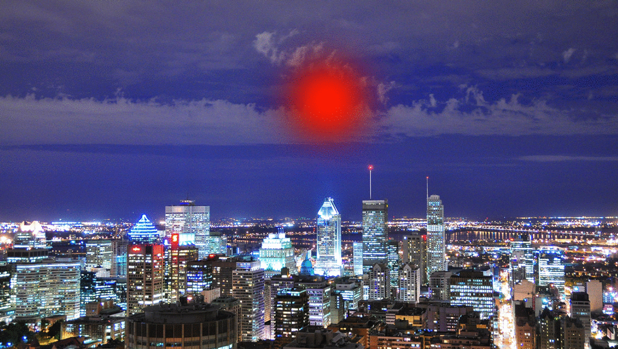 9 UFO Sightings In Montreal That Can Never Be Explained
