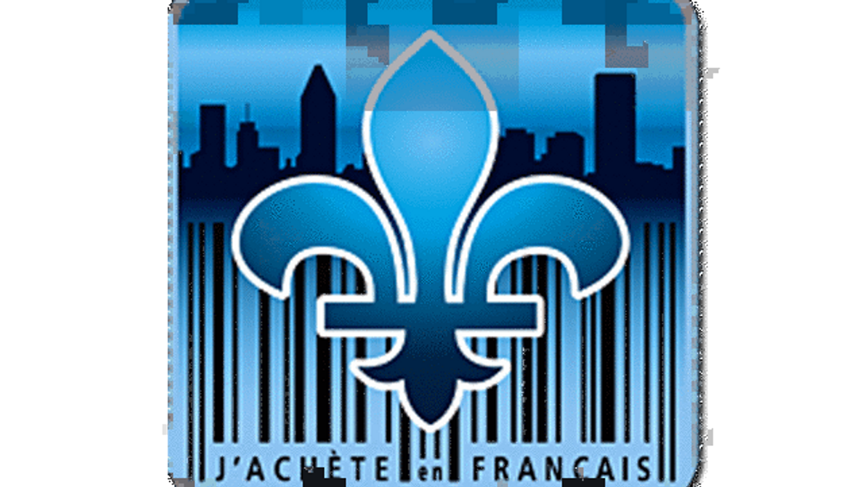Montreal's Société St-Jean-Baptiste Creates App To Promote French-Only Businesses