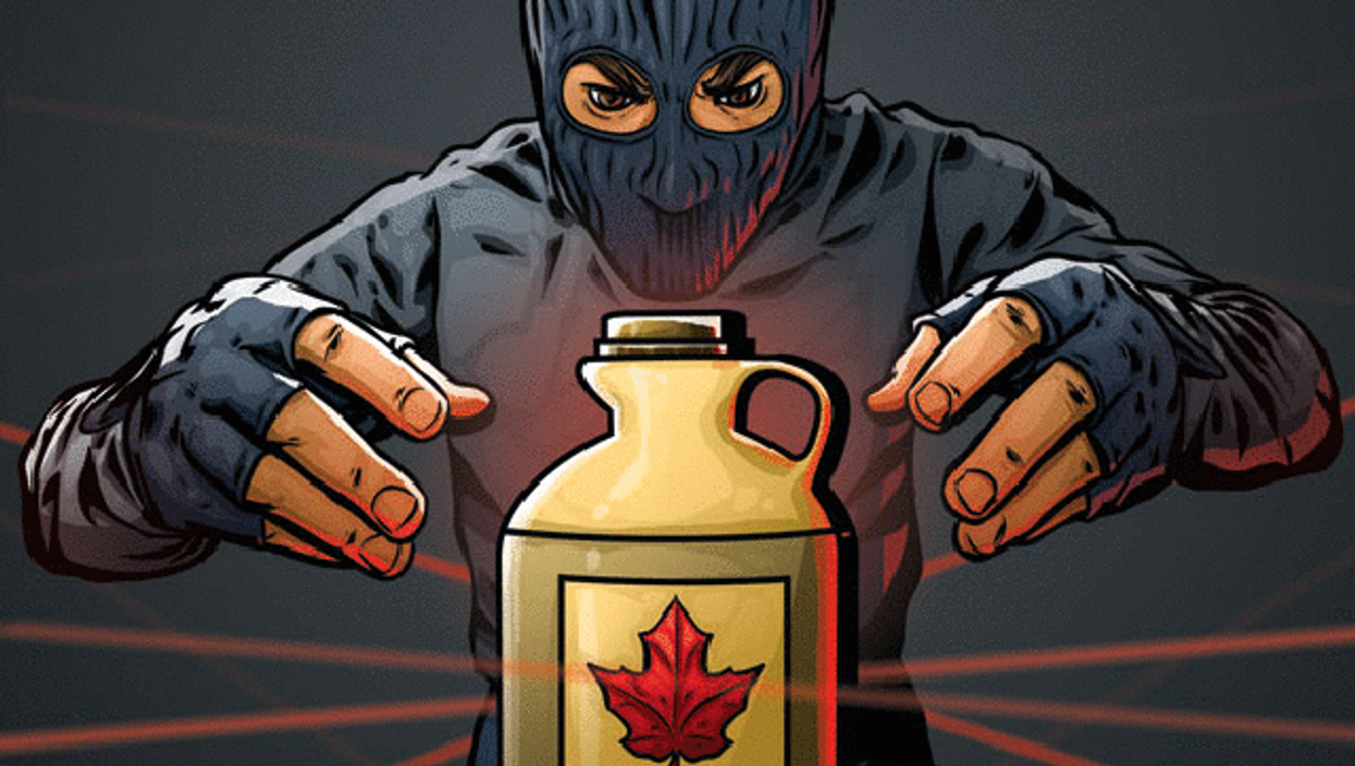 Quebec's Maple Syrup Robbery To Be A Hollywood Film