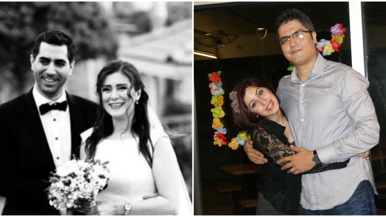 Iran Plane Crash Victims Include 2 Happy Montreal Couples