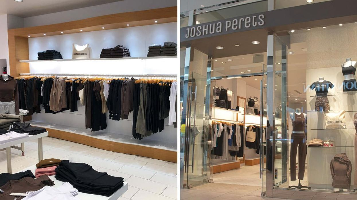 Joshua Perets Just Reopened In Laval & It's Bringing Us Back To The 2000s