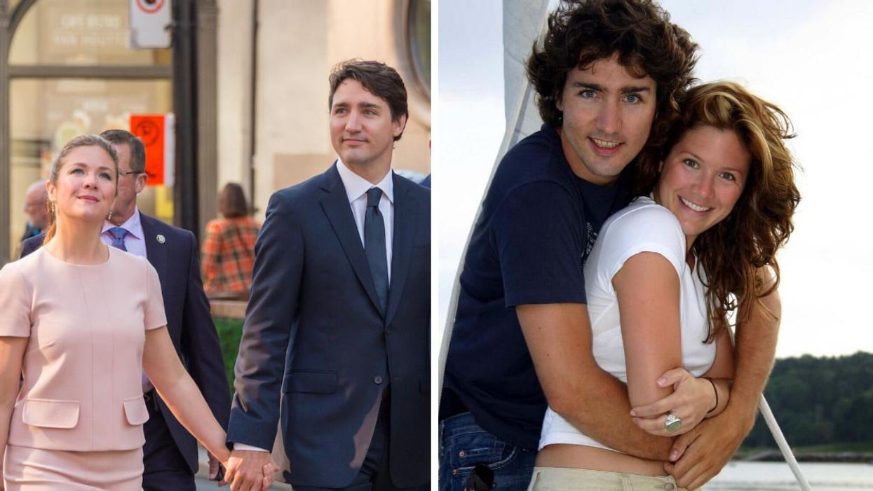 Justin Trudeau Opened Up About The Beginning Of His Relationship With His Wife Sophie