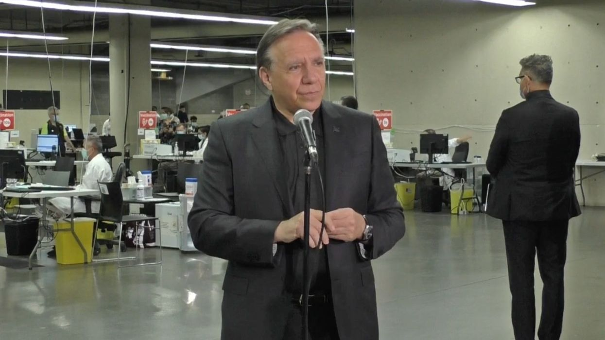 Legault 'Not In Favour' Of A New Statutory Holiday In Quebec