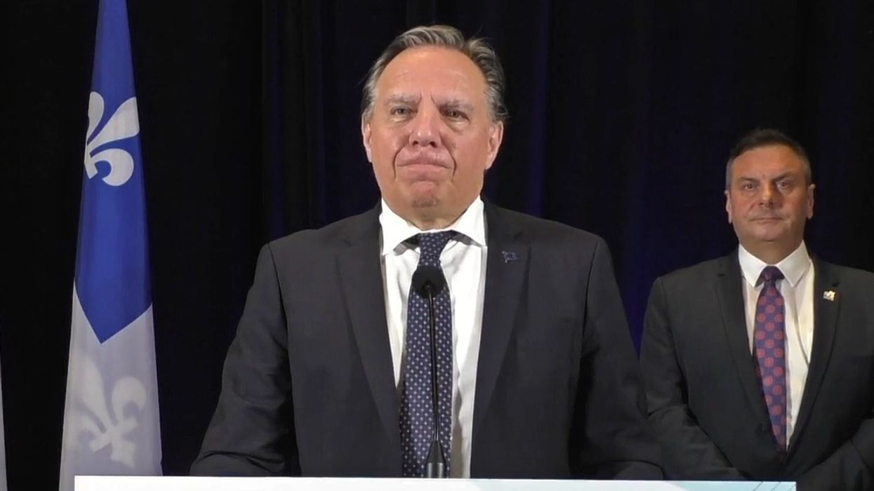 Legault Says He Was 'Shocked' By The Racism Joyce Echaquan Experienced