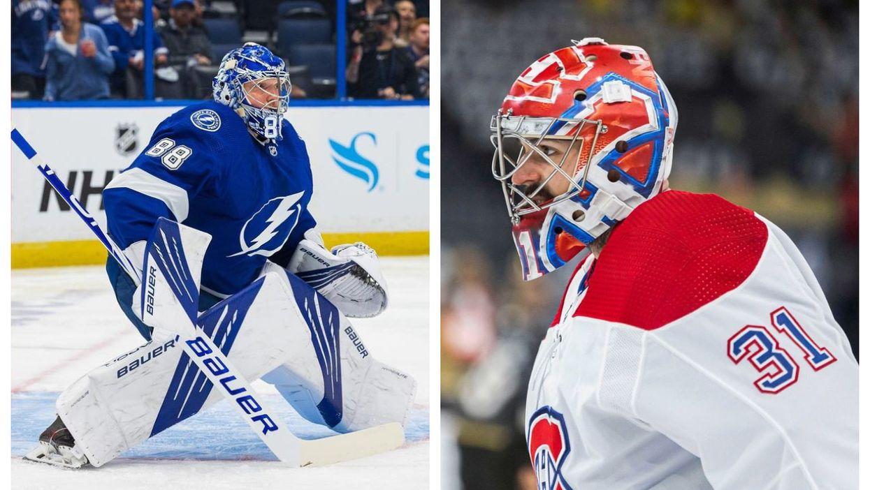 Montreal Canadiens Alarmed Over Photo Of Andrei Vasilevskiy
