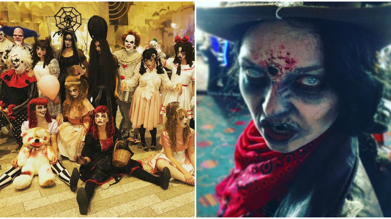 Montreal Casino's Horror Nights Will Have You Warding Off Ghouls To Get To The Games