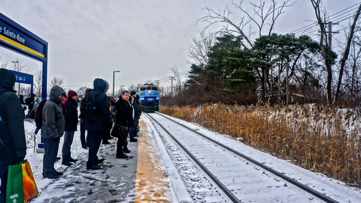 Montreal Exo Commuter Trains & Buses Are Reducing Frequency Due To COVID-19
