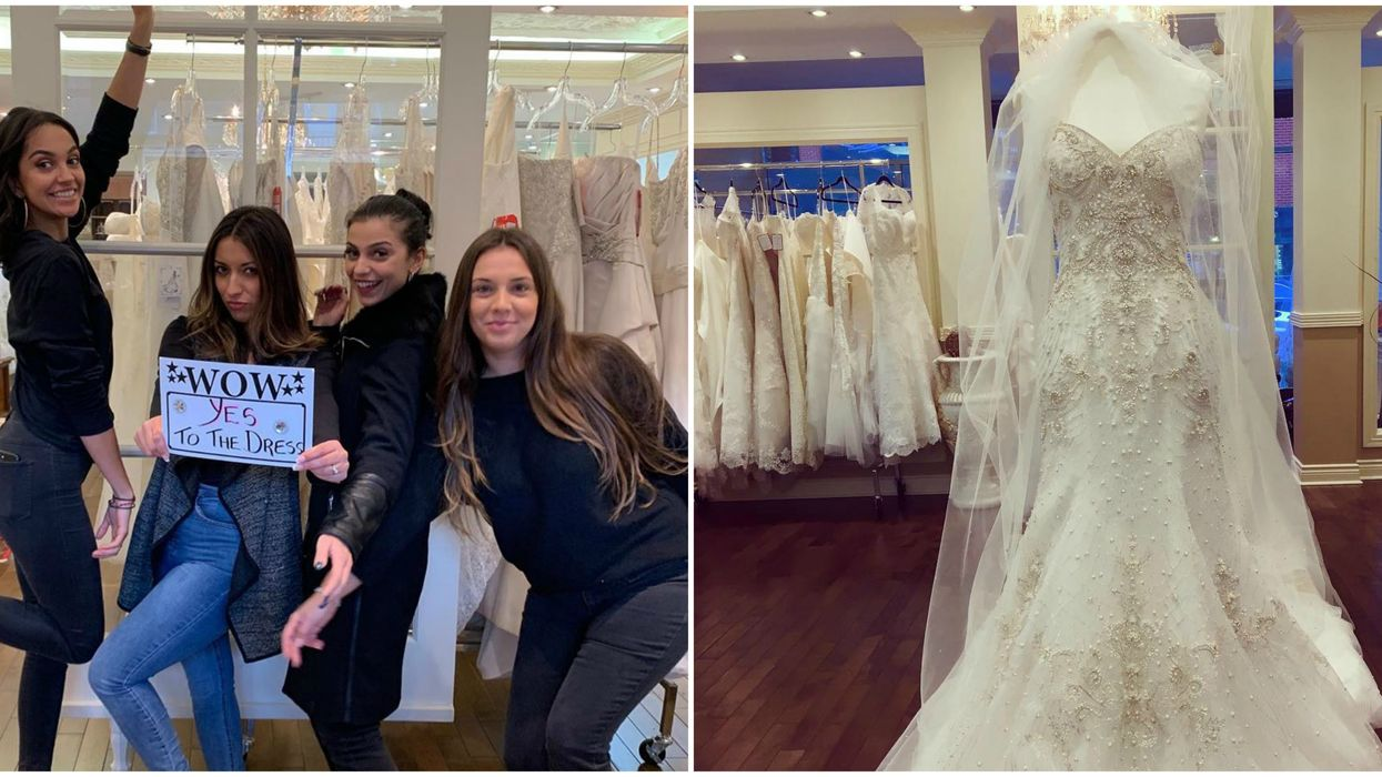 Montreal Fairmont Hotel Is Hosting A Wedding Dress Sale With Gowns Up To 90% Off In March