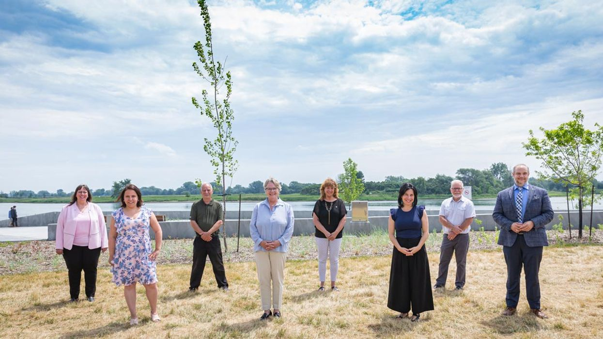 Montreal Has A New Beach In Pointe-aux-Trembles