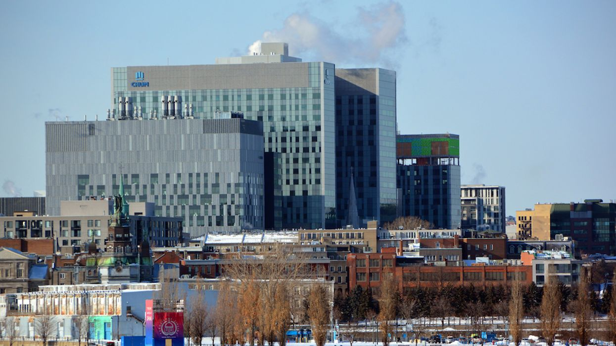 Montreal Hospitals Are Facing A 'Real' Risk Of Exceeding Capacity In The Next Few Weeks