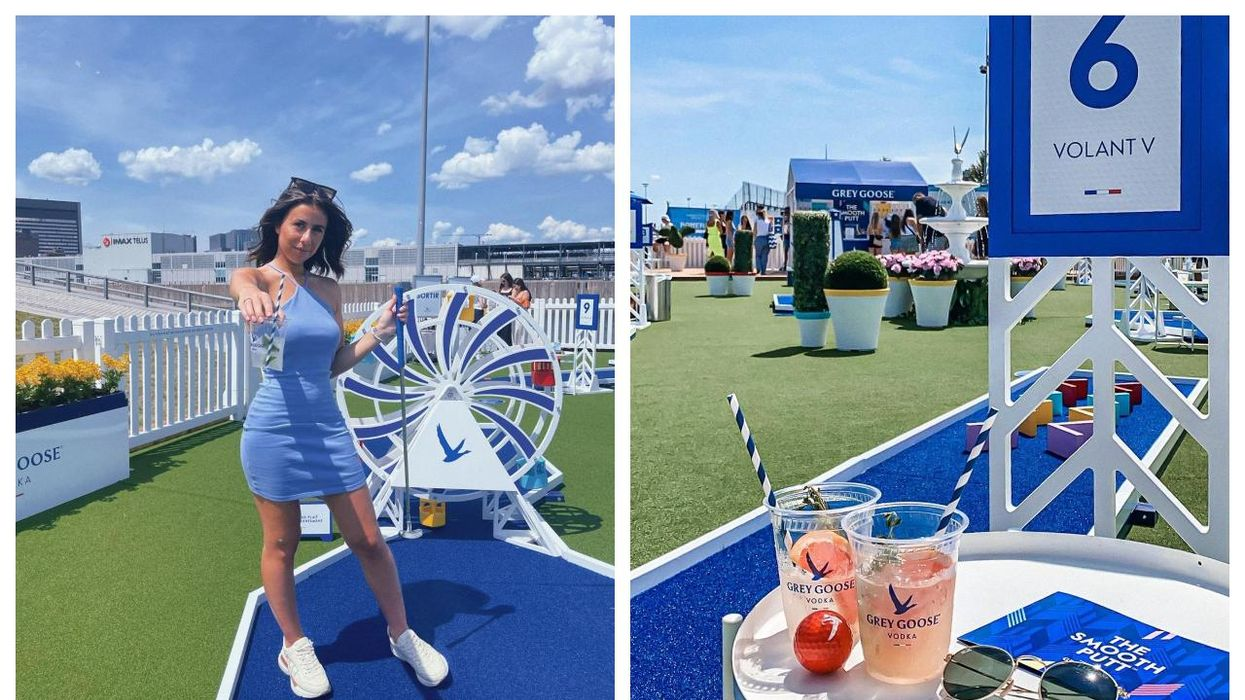 Montreal Is Getting A Boozy Mini-Putt Course Pop-Up By Grey Goose
