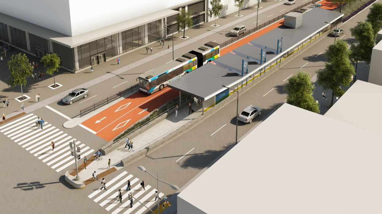 Montreal Pie-IX BRT Enters Phase 2, Here's What To Expect